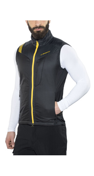 La Sportiva Climate 2.0 Primaloft Vest Men black